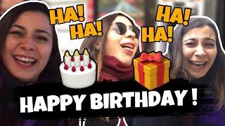 Kısa Bir Doğum Günü Videosu  Happy Birthday Burcu 🎂