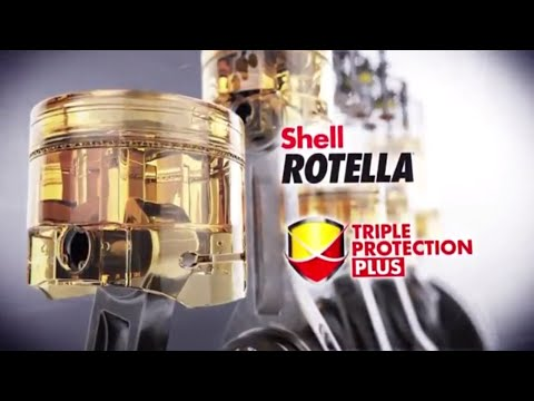 Shell ROTELLA T6 5W40 Review. Best Synthetic Oils 2018!