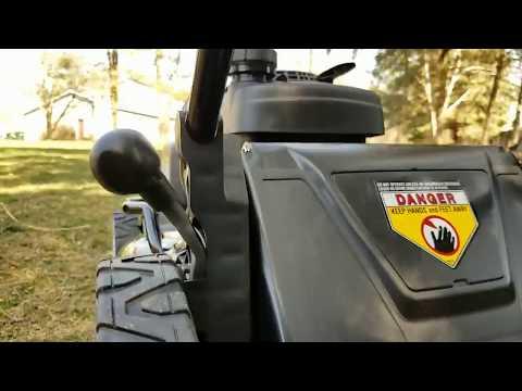 """Craftsman 37860 21"""" Rear Self-Propelled Lawn Mower w/ Honda 160cc engine"""