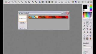 Como fazer UserBar no PhotoFiltre Studio 9