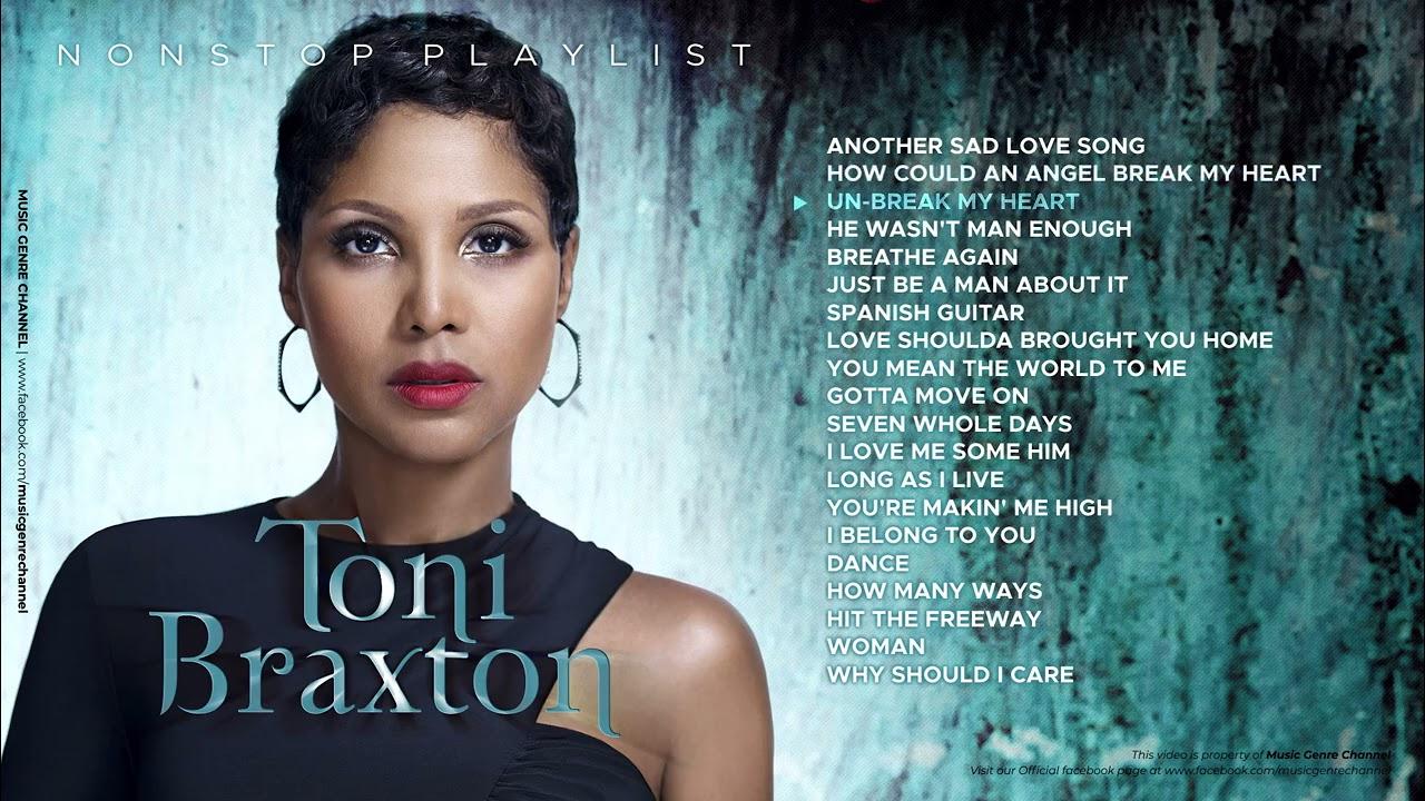 Toni Braxton Nonstop Hits