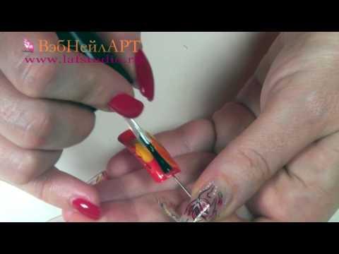 Видео уроки маникюра ногтей в домашних условиях