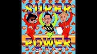 JJ - SUPER POWER 128 (To.Park.Remix)