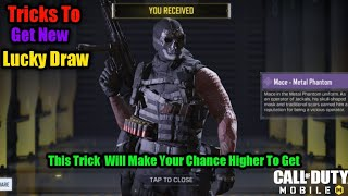 Tricks To Get New Melting Point Draw In Call Of Duty ® Mobile | Got In 3 Turns