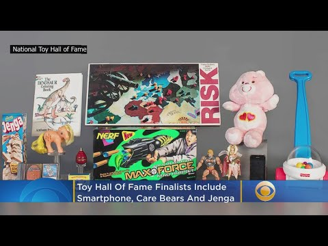 Justin The Web Guy - The Nominations Are For For The 2019 National Toy Hall Of Fame!