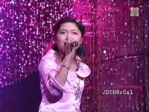 "Charice ""I Believe' originally sang by Fantasia Barrino, American Idol 3rd season champion"