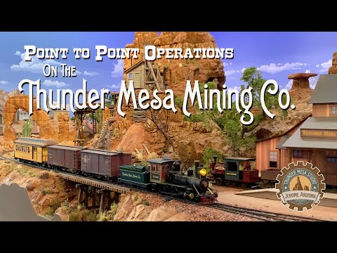 Point to Point Operations on the Thunder Mesa Mining Company