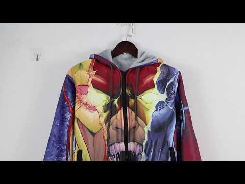 The Flash 3D Jacket
