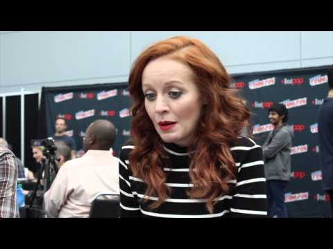 Lindy Booth discusses taking on the packed s of 'The Librarians'!
