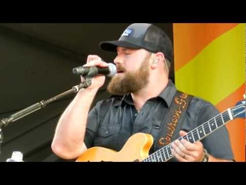 Colder Weather- Zac Brown Band Live at the New Orleans Jazz Fest 2012