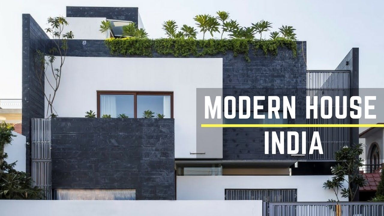 modern contemporary house in india 11 charged void youtube