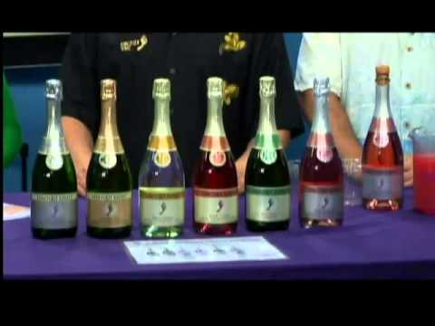 Bubbly 101 with Barefoot Wines