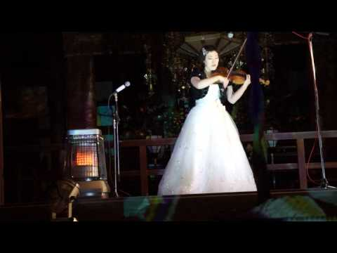 2012 D-K LIVE'望年' 高野敦子 ヴァイオリン演奏