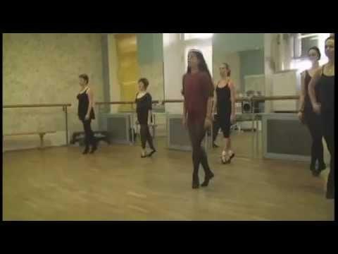 Комбинации, Ирландский танец