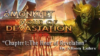 amonkhet story the hour of revelation full story
