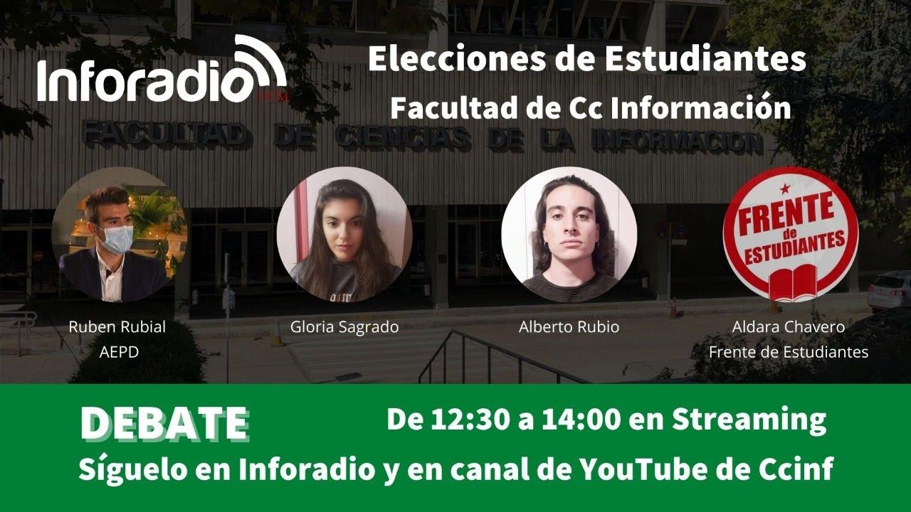 DEBATE ELECCIONES DE ESTUDIANTES
