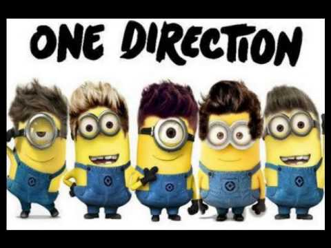 One Direction - Strong (Minions Voice)