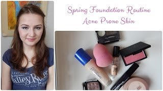 Spring Foundation Routine for Acne Prone Skin (2) Thumbnail