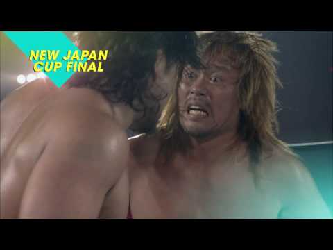 The New Japan Cup Final With Naito vs. Goto | November 18th at 8/7c on AXS TV