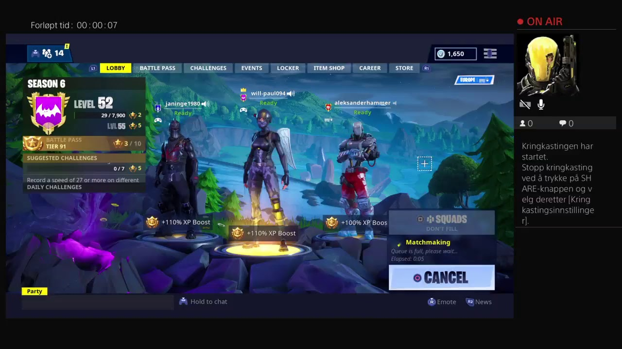 fortnite matchmaking queue is full please wait match making kundali online in hindi