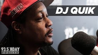 DJ Quik on Engineering All Eyez On Me, 2nd II None Beef & More! YouTube Videos