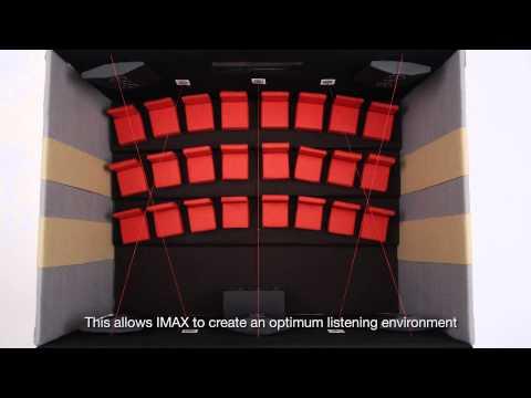IMAX at TGV Cinemas