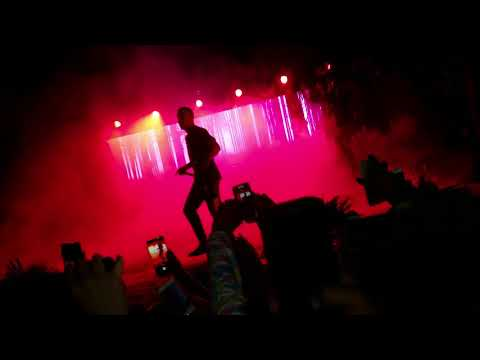Kid Cudi - Baptized In Fire (Live) (SummerStage Central Park NY 2017) PPDS Tour
