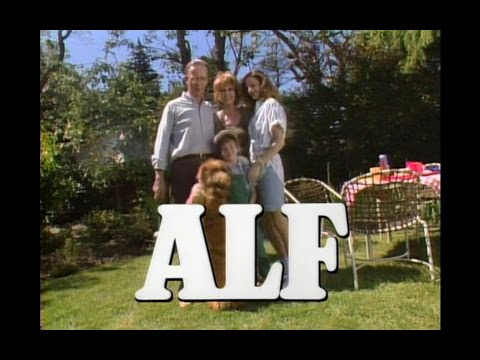 Alf Season 2 Opening and Closing Credits and Theme Song