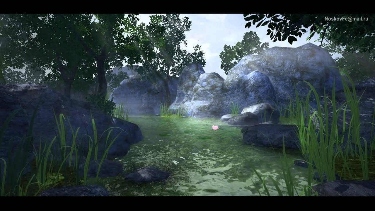 Unity In Nature Nature Unity3D - YouTu...