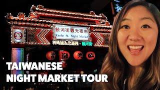 I Ate My Way Through A Taiwanese Night Market
