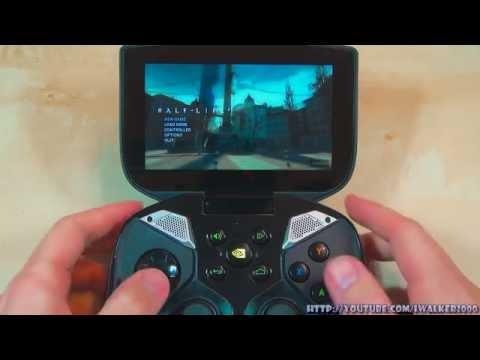 Игры: Half-Life 2 и Portal портированы на платформу NVIDIA Shield - обзор и тестирование HL2/Portal
