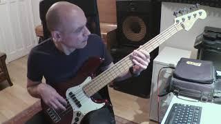 Hugh Masekela Marketplace, Live 1994 bass cover.mp3