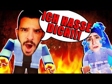 KEINE LIEBE MEHR!? 💔 Baby Dania & Baby Claudio streiten sich! [Roblox Deutsch]