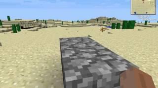 Как сделать поршень и липкий поршень в Minecraft