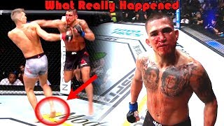 What Really Happened at UFC Nashville (Stephen Thompson vs Anthony Pettis)