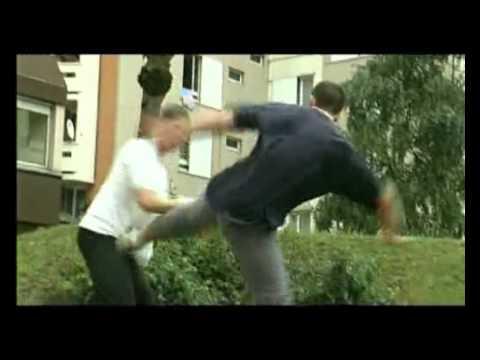 Prendre des cours de boxe de rue - YouTube