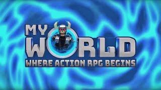 ZRÓB SOBIE GRĘ! - MyWorld - Action RPG Maker