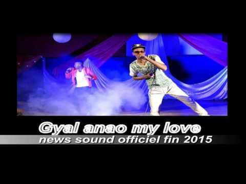 DACKMAN FEAT NAH F MANgyal (anao my love )Audio Officiel news fin 2015