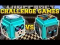 Minecraft DANTDM VS POPULARMMOS CHALLENGE GAMES Lucky Block Mod Modded Mini Game mp3