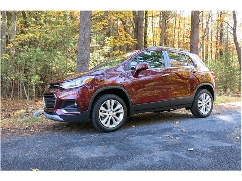 Chevrolet Trax 2018 Car Review Youtube