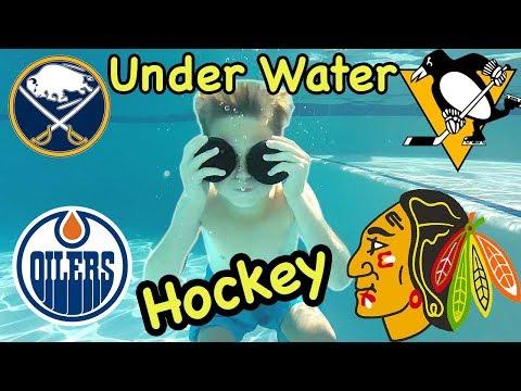 Kids HocKey - UnderWater Hockey Teams