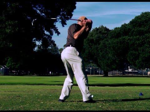My New Golf Swing