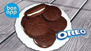 Рецепт печенья Oreo (орео)