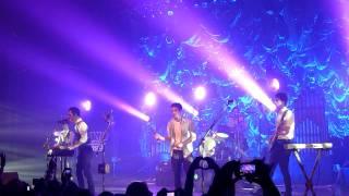 Repeat youtube video C'Mon - Panic! at the Disco with Fun. Live Dallas, TX 6/14/2011
