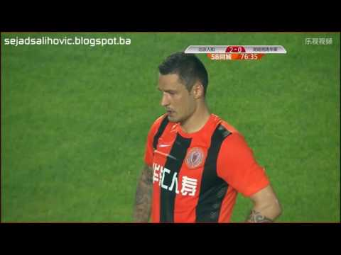 Sejad Salihović Goals | Beijing Renhe 3-0 Hunan Billows (03.07.2016)