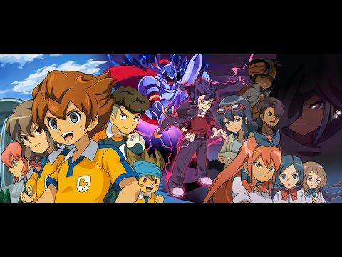 AVISO URGENTE SOBRE NOVA SERIE DE Inazuma Eleven GO Strikers 2013 NO CANAL.