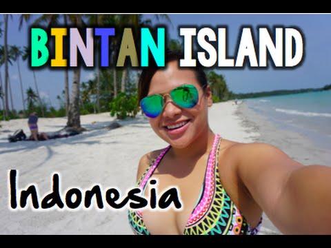 Paradise Found on Bintan Island, Indonesia- April 8, 2016 | Kimmyonaquest Vacation VLOG