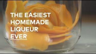 The Easiest Homemade Liqขeur Ever   Drink   Tasting Table