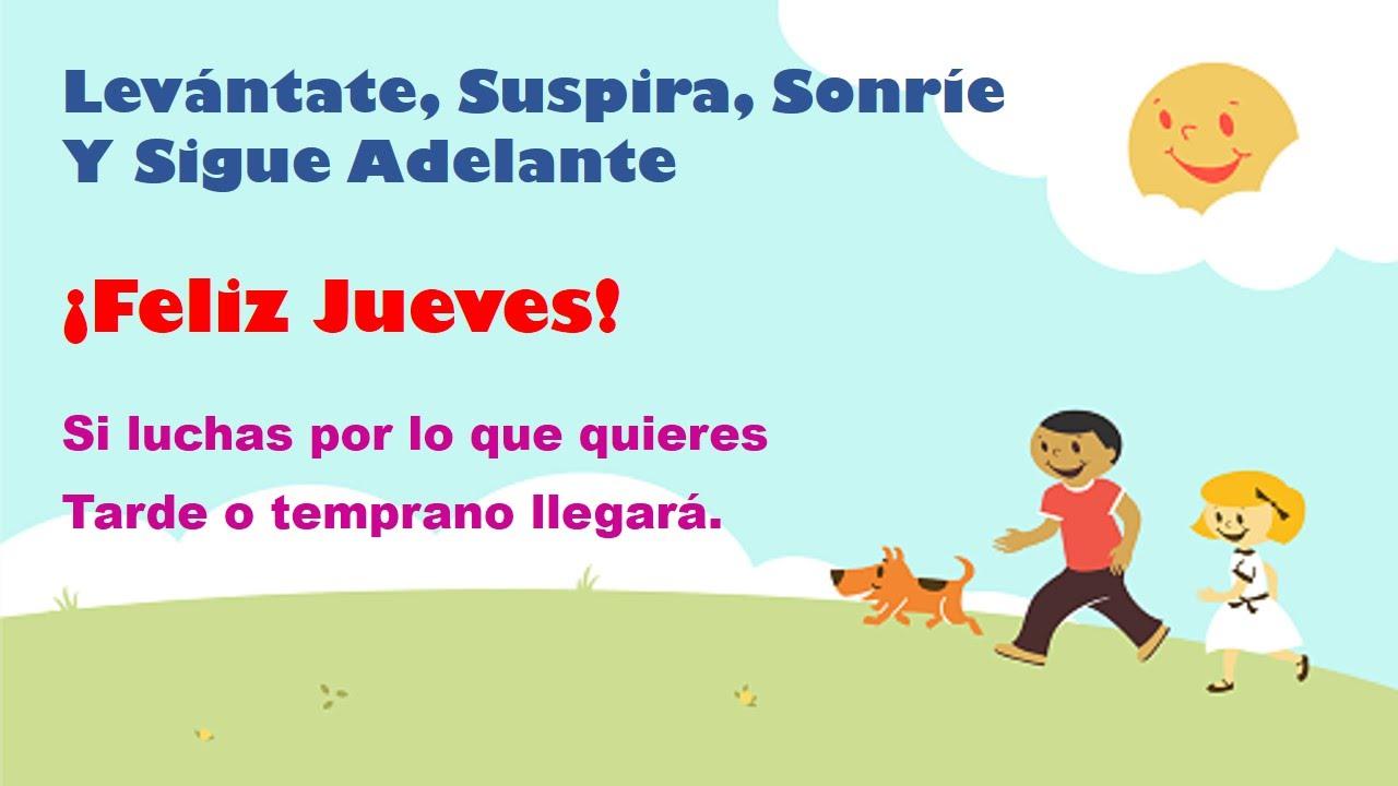 Feliz Jueves Imagenes Bonitas De Feliz Jueves Youtube