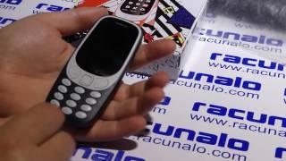 Nokia 3310 (2017) - video recenzija (07.06.2017)